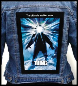THE THING -- Backpatch