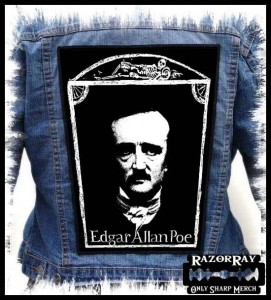 EDGAR ALLAN POE -- Backpatch