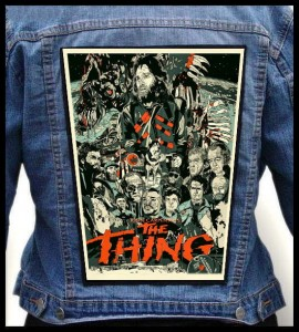 THE THING #2 -- Backpatch