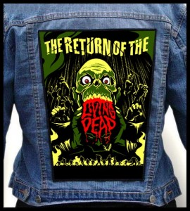 THE RETURN OF THE LIVING DEAD #2 -- Backpatch