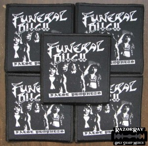FUNERAL BITCH - False Prophet  -- Patch