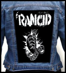 RANCID - Let's Go -- Backpatch