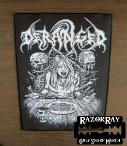 DERANGED -- Official Backpatch