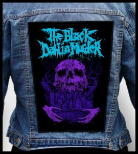 THE BLACK DAHLIA MURDER -- Backpatch