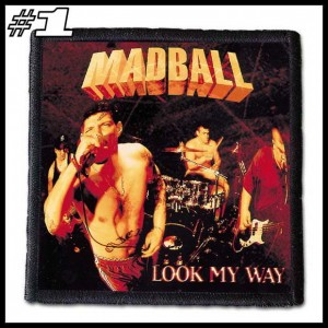 MADBALL -- Patch