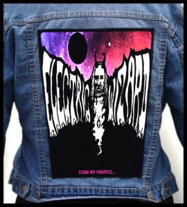 ELECTRIC WIZARD - Come My Fanatics... -- Backpatch