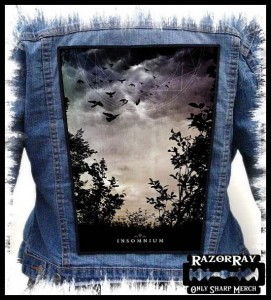 INSOMNIUM - One for Sorrow -- Backpatch