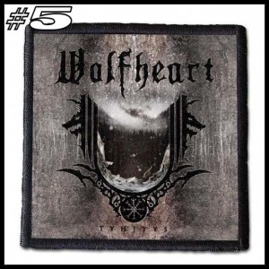 WOLFHEART -- Patch