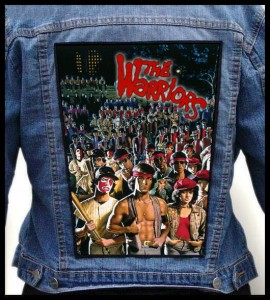THE WARRIORS -- Backpatch