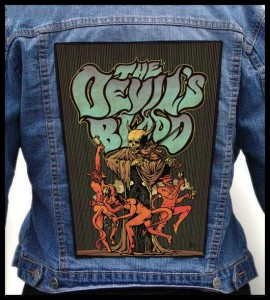 THE DEVILS BLOOD #2 -- Backpatch