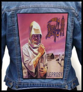 DEATH - Leprosy -- Backpatch
