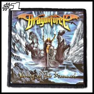DRAGONFORCE -- Patch
