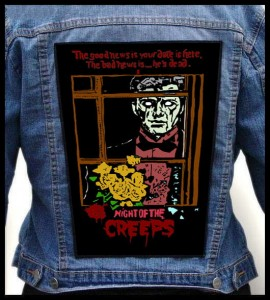 NIGHT OF THE CREEPS -- Backpatch