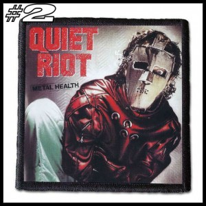 QUIET RIOT -- Patch