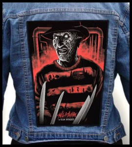 NIGHTMARE ON ELM STREET -- Backpatch