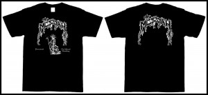 T-shirt MESSIAH - Powertrash  The Infernal Thrashing