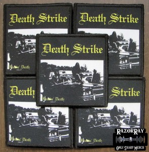 DEATH STRIKE - Fuckin' Death  -- Patch