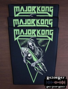 MAJOR KONG -- Official Backpatch