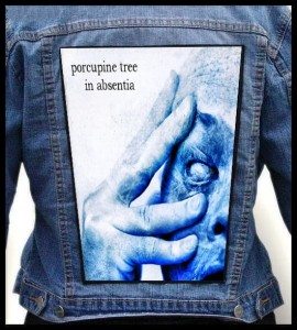 PORCUPINE TREE - In Absentia -- Backpatch