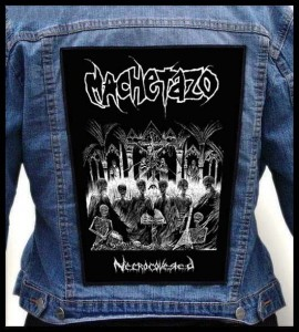 MACHETAZO - Necrocovered -- Backpatch