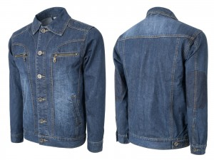 Men's Denim Jacket 02