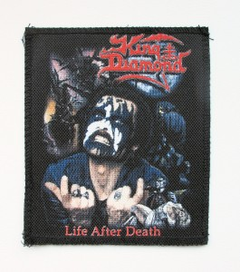 KING DIAMOND - Life After Death --  Patch