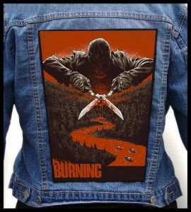 THE BURNING #2 -- Backpatch