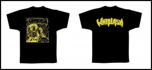 T-shirt WHIPLASH - Power and Pain