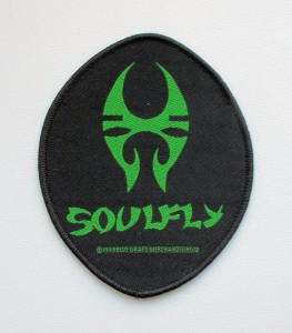 SOULFLY [1999]  -- Woven Patch