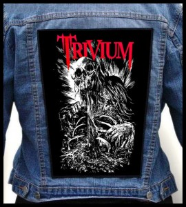 TRIVIUM - Corpse -- Backpatch