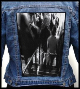 AMESOEURS - Ruines humaines -- Backpatch