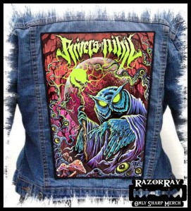RIVERS OF NIHIL -- Backpatch