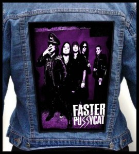 FASTER PUSSYCAT -- Backpatch