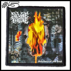 SEVERE TORTURE -- Patch