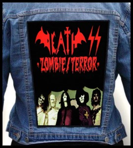 DEATH SS - Zombie Terror -- Backpatch