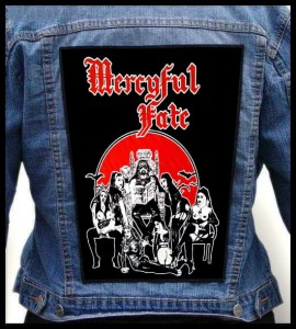 MERCYFUL FATE - Nuns -- Backpatch