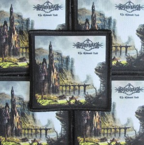 SOJOURNER - The  Shadowed Road -- Official Patch [Limited]