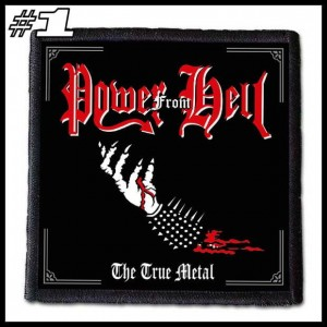 POWER FROM HELL -- Patch
