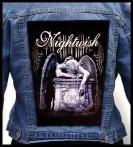 NIGHTWISH - Once -- Backpatch