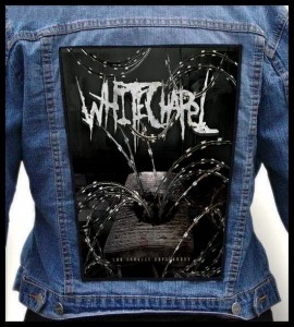 WHITECHAPEL - The Somatic Defilement -- Backpatch
