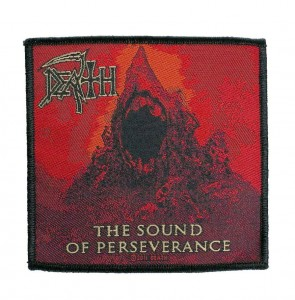 DEATH - The Sound of Perseverance -- Woven Patch