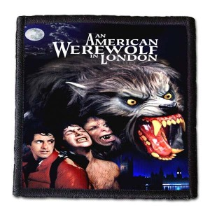 AMERICAN WEREWOLF -- Patch