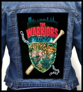 THE WARRIORS  #2 -- Backpatch