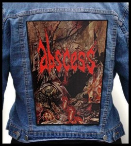 ABSCESS - Tormented -- Backpatch