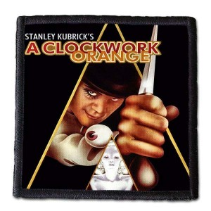 CLOCKWORK ORANGE -- Patch