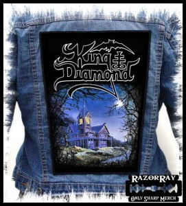 KING DIAMOND - Them -- Backpatch