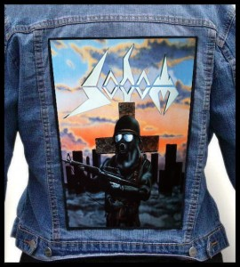 SODOM - Persecution Mania -- Backpatch