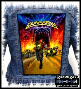 GAMMARAY - To the Metal! -- Backpatch