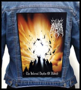 ANATA - The Infernal Depths of Hatred -- Backpatch