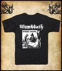 T-shirt WOMBBATH - Several Shapes